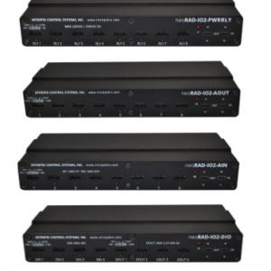 RAD-IO2 Series