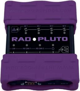 RAD-Pluto